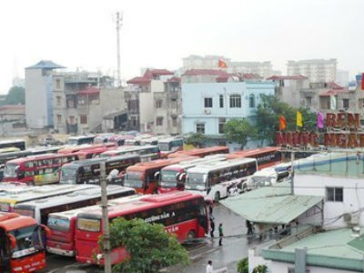 Hôm nay Hà Nội vẫn điều chuyển hơn 600 lượt tuyến xe khách