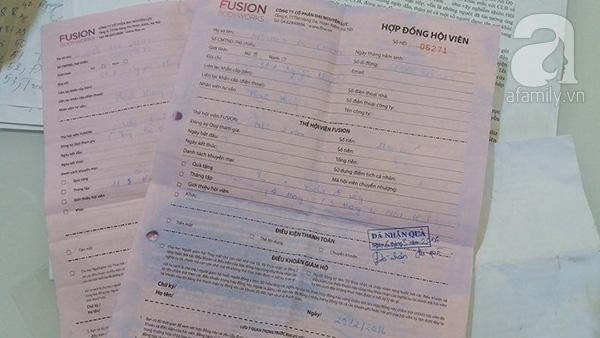 Hà Nội: Phòng tập Fusion Bodyworks đột ngột đóng cửa sửa chữa, hơn 600 học viên bức xúc ký đơn phản ánh - Ảnh 8.