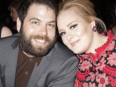 Adele chuẩn bị làm đám cưới tại Anh