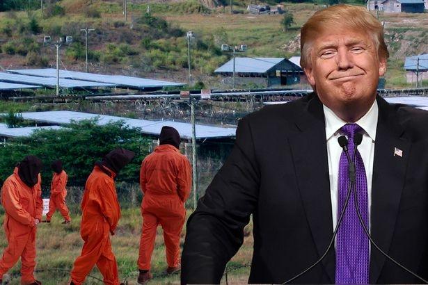 Trump yêu cầu ngừng phóng thích tù nhân Guantanamo, Nhà Trắng chối từ