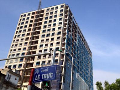 Giám đốc Sở QHKT Hà Nội: Quy hoạch nhà cao tầng không có gì sai (?)