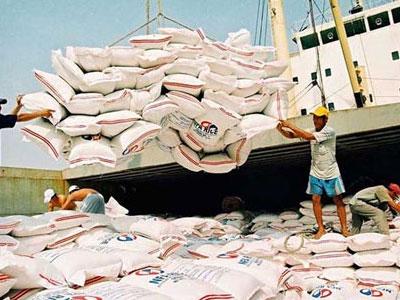 Muốn bán gạo vẫn phải sang ...Singapore, Campuchia?