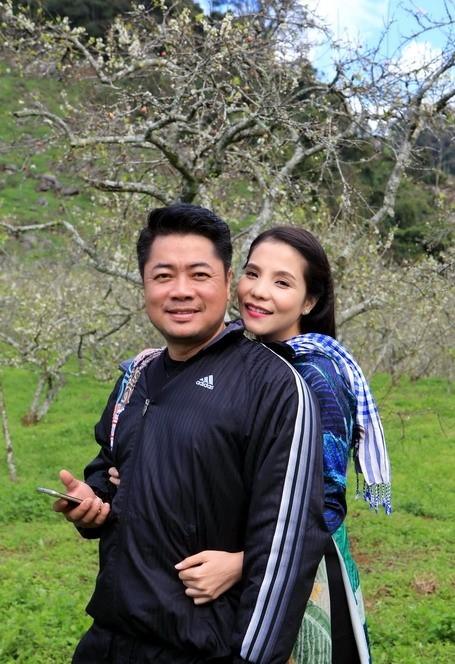 Kiwi Ngô Mai Trang được chồng làm album mừng 10 năm kết hôn