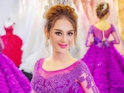 Người đẹp chuyển giới Lâm Chi Khanh tung ảnh chuẩn bị cưới chồng?
