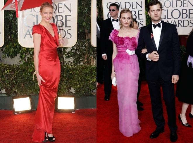 Những bộ váy đẹp nhất trong lịch sử Quả Cầu Vàng