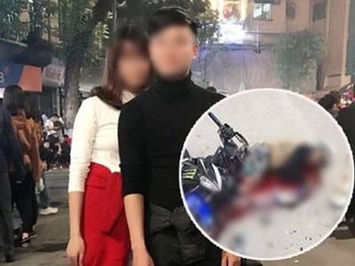 Đôi nam nữ tử nạn trên đường về HN sau khi uống rượu cùng đoàn phượt 160 người