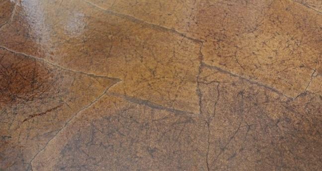 Cô gái xé bìa các-tông dán đầy lên sàn nhà, mọi người lắc đầu ngán ngẩm cho đến khi... - Ảnh 9.
