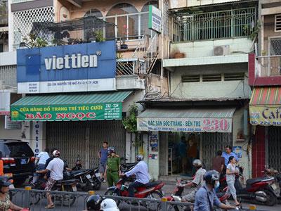 Nổ súng bắn chết người ở Sài Gòn: Nhiều khả năng do mâu thuẫn làm ăn