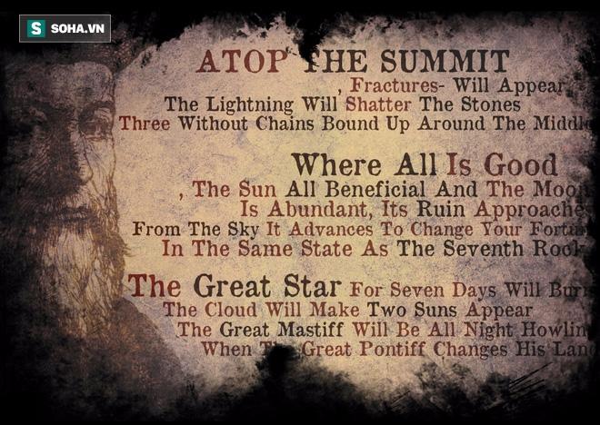 7 tiên đoán bão tố mà nhà tiên tri lỗi lạc Nostradamus dành tặng năm 2017 - Ảnh 1.