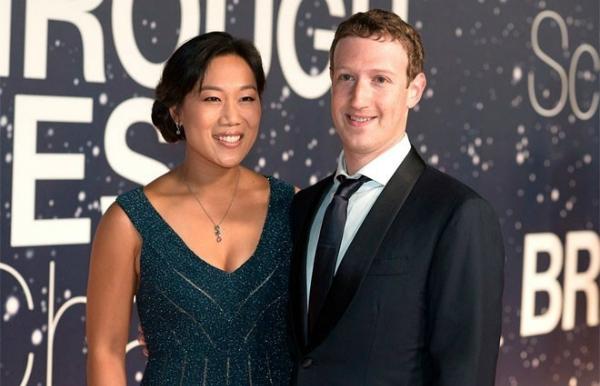 Mark và Chan là một trong những cặp vợ chồng sở hữu khối tài sản khủng nhất hiện nay.