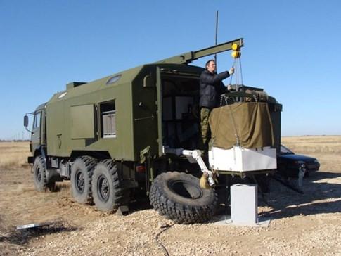 Nga bàn giao Việt Nam 4 trạm giám sát thử nghiệm tên lửa - ảnh 1