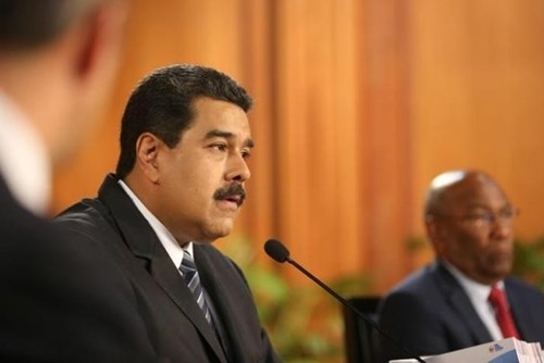 Toa an toi cao Venezuela bac viec bai nhiem Tong thong Maduro