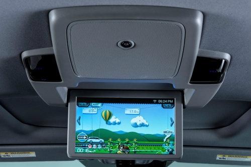 """2018 Honda Odyssey với ghế ngồi """"thần thánh"""" - 5"""