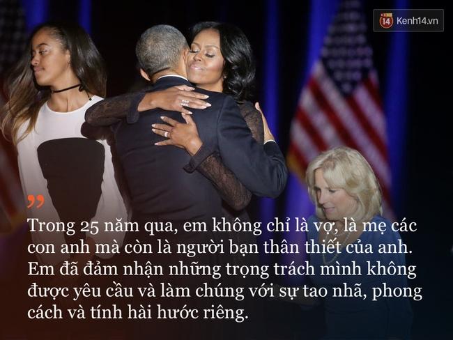 9 câu nói ấn tượng trong bài phát biểu cuối cùng khép lại hành trình 8 năm của Tổng thống Barack Obama với nước Mỹ - Ảnh 7.