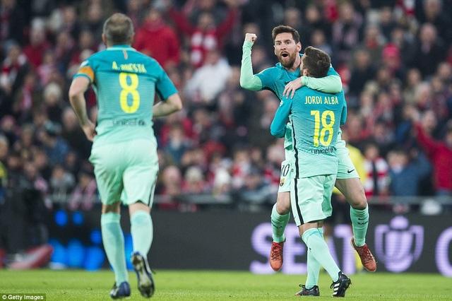 HLV Enrique chờ đợi nhiều vào sự tỏa sáng của Lionel Messi