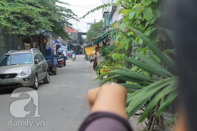 Bình Tân, TP.HCM: Bé gái 3 tuổi nghi bị bắt cóc nói có ông già dẫn đi mua kẹo - Ảnh 4.
