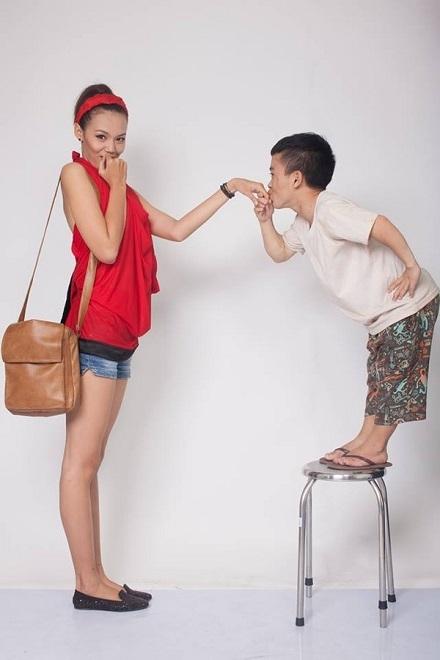 Chú lùn Trần Xuân Tiến: Chia tay bạn gái người mẫu dù đã chụp xong ảnh cưới - Ảnh 3.