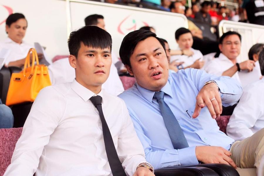 Chủ tịch Lê Công Vinh sẽ sửa nhà vệ sinh chiều khán giả