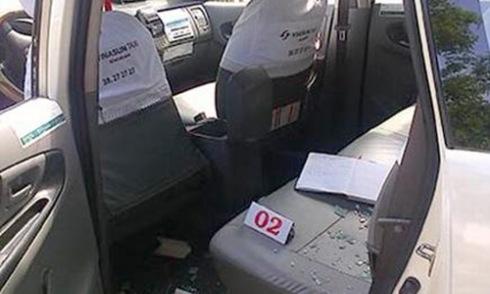 Cô giáo tổ chức hành hung bạn trong taxi bị cảnh cáo toàn ngành
