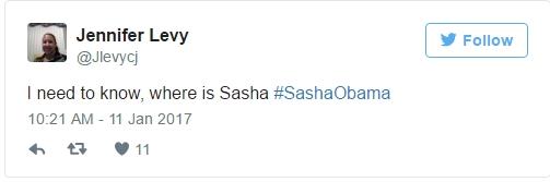 Con gái út nhà ông Obama không tham dự bài phát biểu chia tay của cha vì bận thi cử - Ảnh 3.