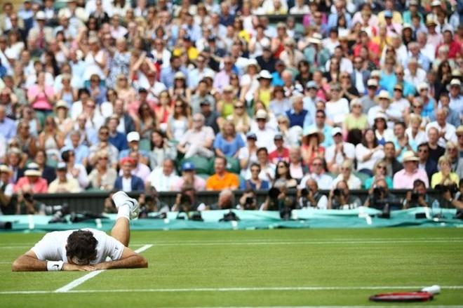Federer, huyen thoai tron chay bao chua thoi gian hinh anh 1