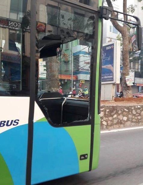 Gan camera phat nguoi xe di vao lan duong buyt BRT hinh anh 1