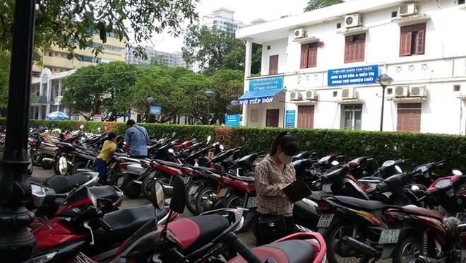 Hà Nội điều chỉnh giá trông giữ ô tô, xe máy