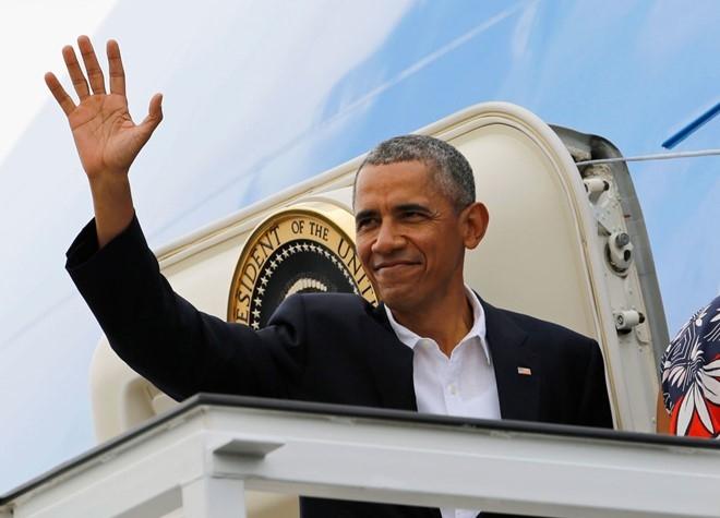 Obama chao tu biet: Khi nhung giac mo con dang do hinh anh 3