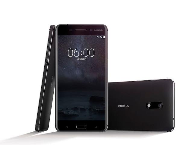 """Nokia 6 đánh dấu sự """"hồi sinh"""" của smartphone mang thương hiệu Nokia trên thị trường di động"""