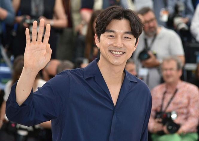 Theo công ty quản lý, sức khỏe của nam diễn viên Gong Yoo hoàn toàn bình thường /// Ảnh: AFP