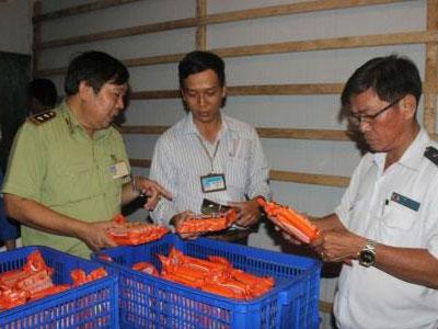 Vụ xúc xích Vietfoods: Chuyển công tác Đội trưởng Đội QLTT 14