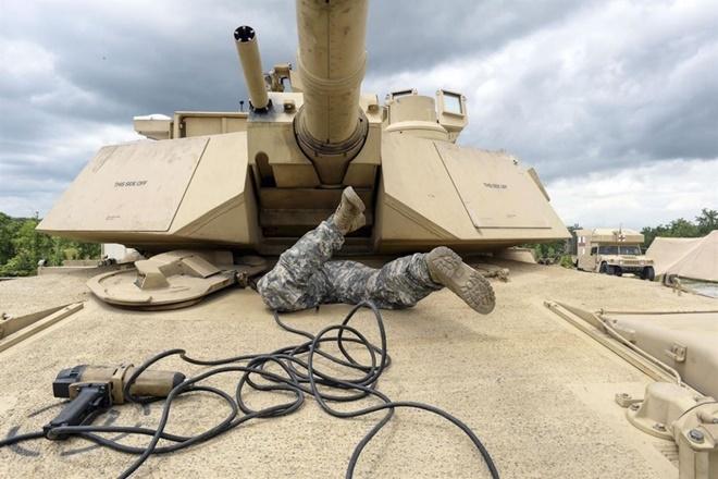 13 bức ảnh tuyệt đẹp về đời sống quân ngũ của lính Mỹ - Ảnh 11.
