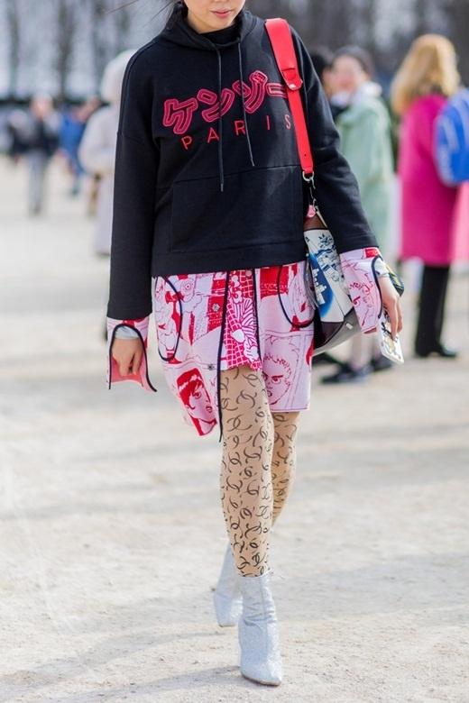7 cách mặc hoodie - chiếc áo hot nhất đường phố năm qua