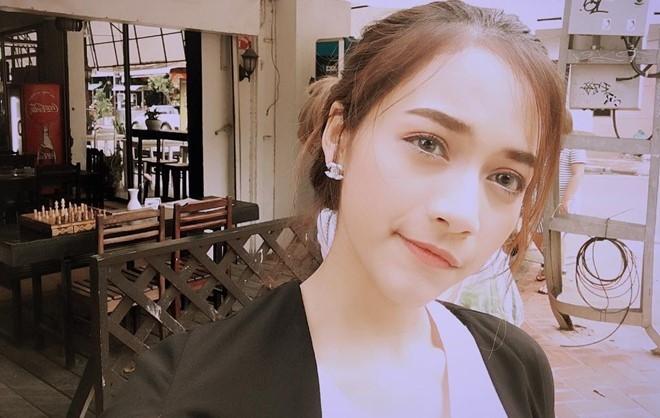 9X Thai Lan xinh dep thuong bi nham la con lai hinh anh 6