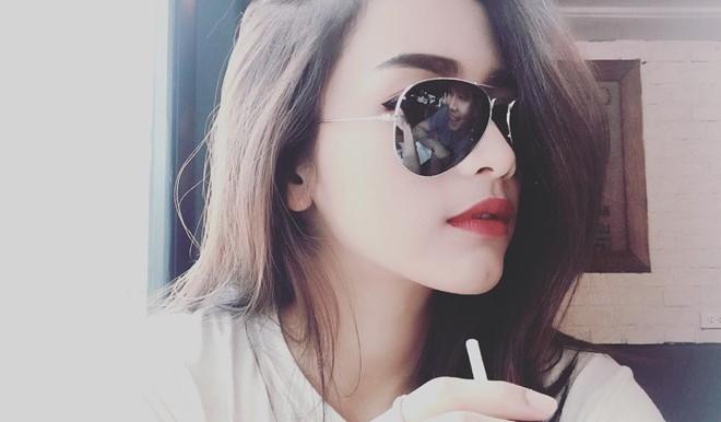 9X Thai Lan xinh dep thuong bi nham la con lai hinh anh 7