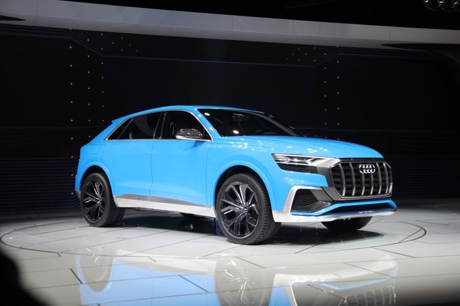 Audi Q8 concept: Thach thuc moi cua BMW X6 hinh anh 4