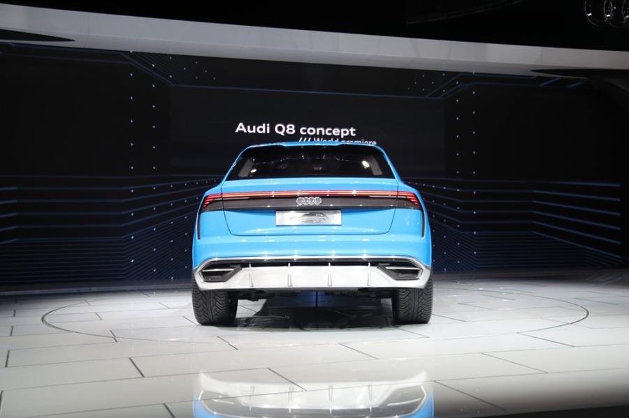 Audi Q8 concept: Thach thuc moi cua BMW X6 hinh anh 9