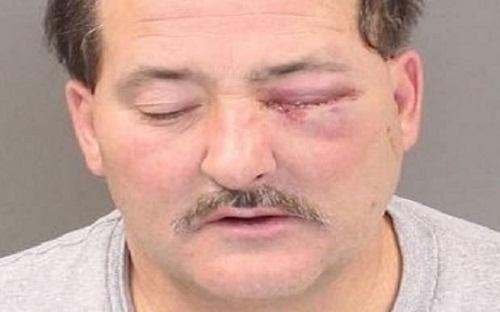 Nghi phạm Daniel Brian Blackwell. Ảnh: Baltimore county police