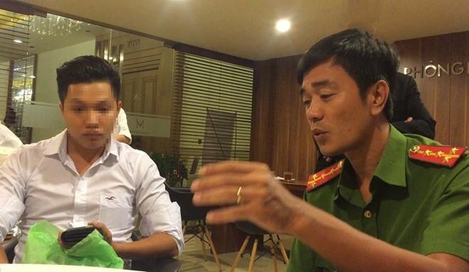 Cong an Tan Phu noi ve viec co dau chu re bi 'giam long' hinh anh 1