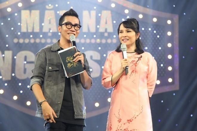 Cuu thanh vien May Trang noi yeu Truong Giang tren game show hinh anh 2