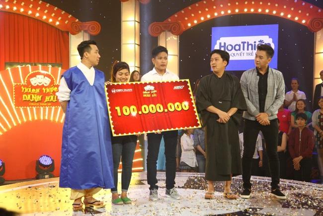Hot boy trà sữa giành 100 triệu tại Thách thức danh hài đúng như kì vọng - Ảnh 7.