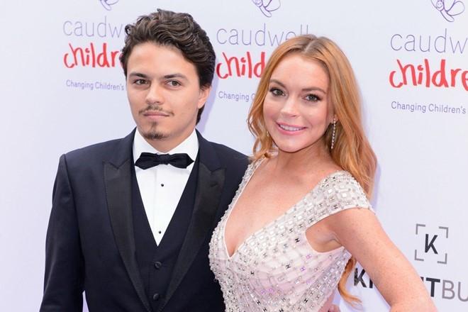 Lindsay Lohan tai xuat sau scandal bi ban trai bao hanh hinh anh 2