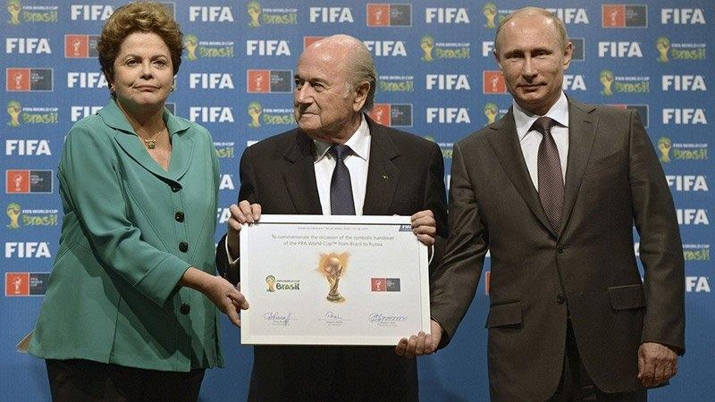 Nga bị loại khỏi World Cup 2018 vì doping?
