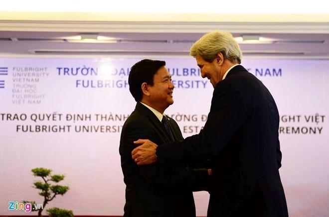 Ngoai truong My John Kerry den Viet Nam toi nay hinh anh 1