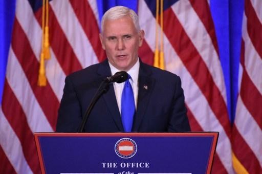 Phó Tổng thống đắc cử Mike Pence (Ảnh: AFP)