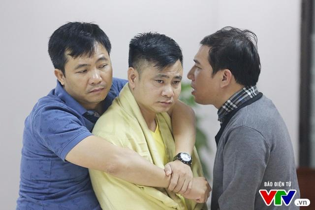 Táo quân 2017: Táo Tự Long bị kích động, gây náo loạn buổi tập - Ảnh 4.