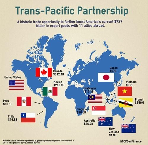 Thủ tướng Nhật sẽ thuyết phục Việt Nam không từ bỏ TPP ảnh 1