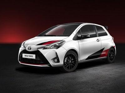 Toyota Yaris mới ra mắt tháng 3, công suất 210 mã lực