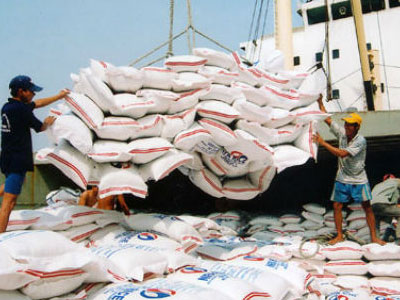 Việt Nam dự kiến xuất khẩu 3 triệu tấn gạo sang Philippines