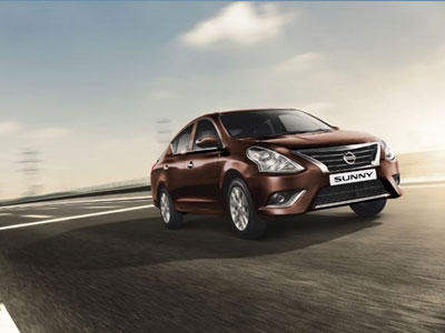 Nissan Sunny 2017 ra mắt tại Ấn Độ